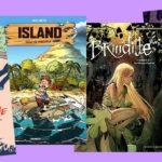 Top 5 des BD de l'année 2018