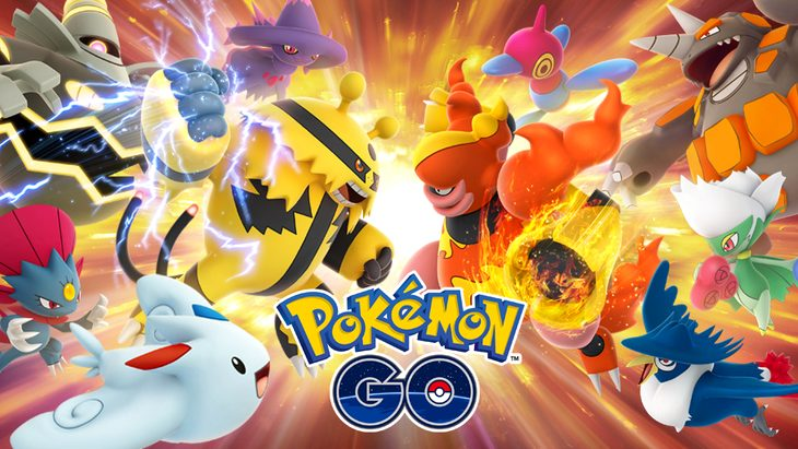 Pokémon GO : les Combats de Dresseurs sont annoncés officiellement