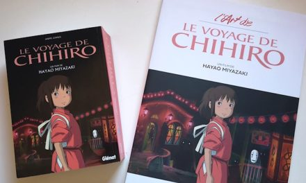 Le Voyage de Chihiro : un anime comics et un artbook à s'offrir pour Noël
