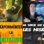 Apprendre avec YouTube #110 : Scienticfiz, Poisson Fécond, Biosfear, AstronoGeek, Bout d'ficelle