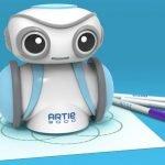CES 2019 : découvre Artie 3000, le robot pour coder et dessiner !