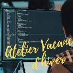 Code, robotique, électronique : quels ateliers pour les vacances d'hiver ?