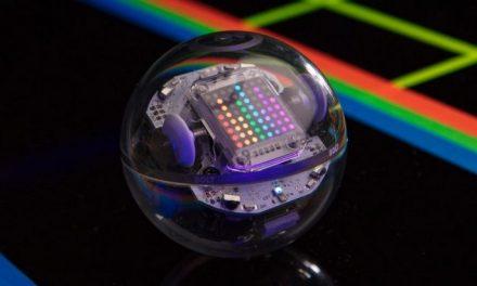 Bolt par Sphero : on a testé la balle robotique pour apprendre à coder