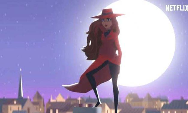 Netflix : la série animée Carmen Sandiego se présente dans un trailer