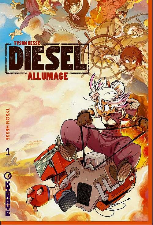 couv diesel