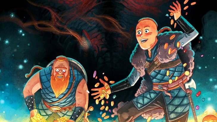 La BD du week-end #60 : Harald et le trésor d'Ignir (T1), la grande aventure en terres vikings