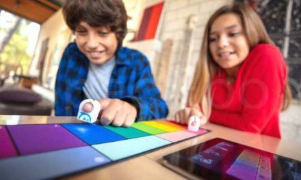 Sphero Specdrums : quand des bagues transforment la couleur en son
