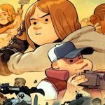 La BD du week-end #63 : KidZ (T1), manuel de survie anti-zombies à ne pas rater