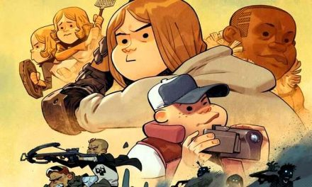 La BD du week-end #63 : KidZ (T1), manuel de survie anti-zombies à ne pas rater