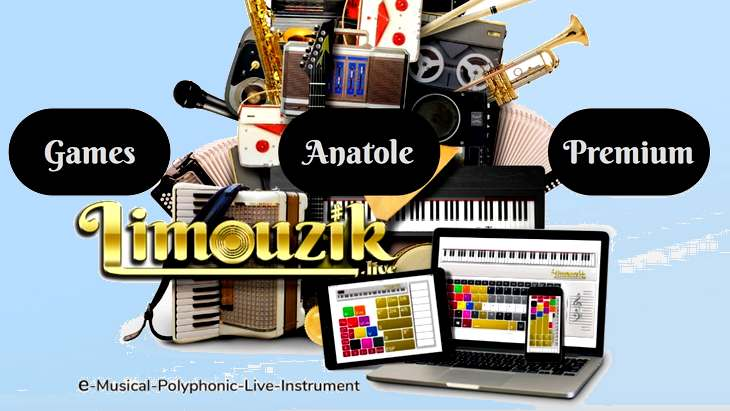 Avec Limouzik, jouer de la musique devient simple comme une application