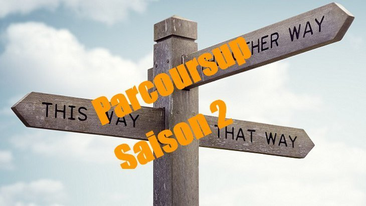 Parcoursup (phase d'admission) : calendrier, applications, ressources