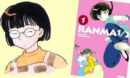 Les 5 séries manga de Rumiko Takahashi, Grand Prix du festival de BD d'Angoulême