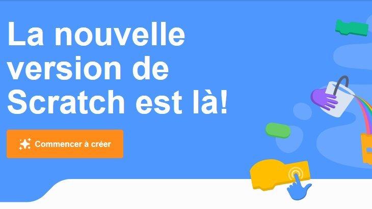 Scratch 3.0 est disponible ! Toutes les infos sur la plateforme d'apprentissage du code