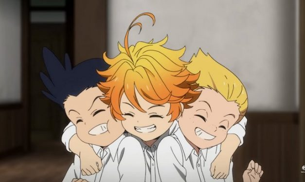 The Promised Neverland saison 1 débarque en DVD et Blu-ray !