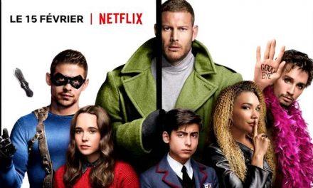 Umbrella Academy, la nouvelle série Netflix se dévoile avec un trailer