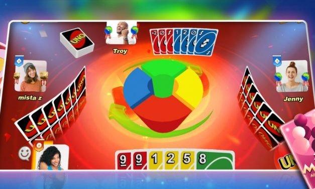 Le jeu de cartes UNO débarque sur mobile (Google Play, App Store)
