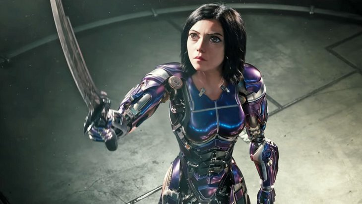 Sortie ciné : Alita Battle Angel, l'adaptation du manga culte Gunnm