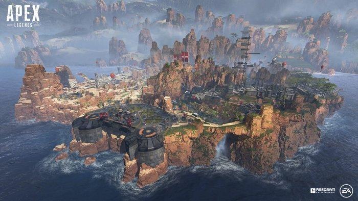apex legends maps