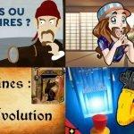 Apprendre avec YouTube #115 : Les petits aventuriers, Trash, La Prof, Cyrus North…