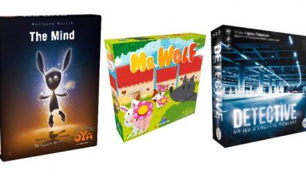 Palmarès des As d'Or : découvre les 3 jeux de société de l'année