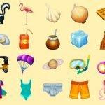 Quels sont les 230 nouveaux emojis de 2019 ?