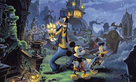 Sortie BD : Avec «Horrifikland !», Mickey, Dingo et Donald se font des frayeurs