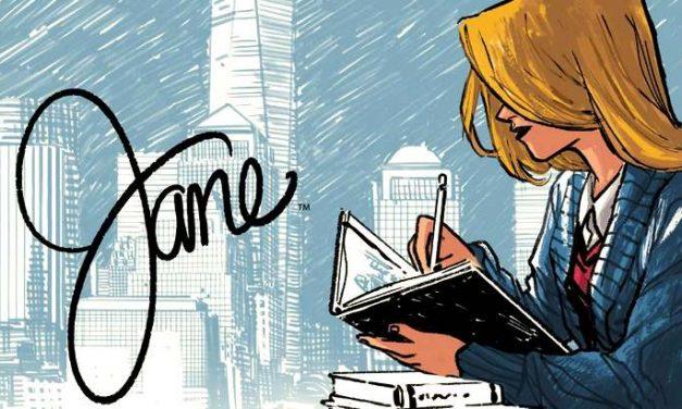 La BD du week-end #66 : Jane, une adaptation moderne du classique de Charlotte Brontë