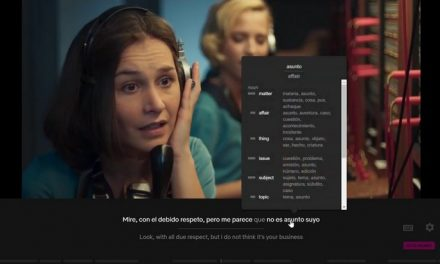 Learning Languages with Netflix, une extension Chrome pour apprendre l'anglais et d'autres langues