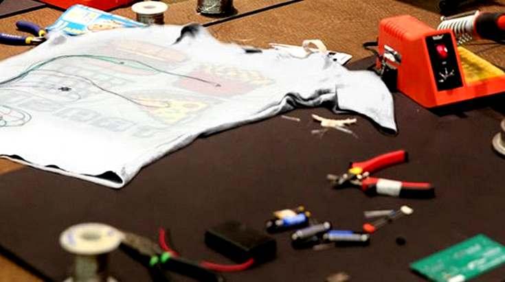 Atelier coding et DIY : fabrique tes propres vêtements connectés avec Magic Makers