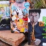 Manga : sortie de Tinta Run, Blue Giant et Ayanashi (tome 3)