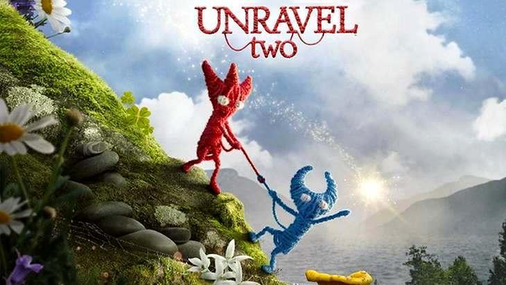 Unravel Two disponible sur Nintendo Switch dès le 22 mars 2019 !