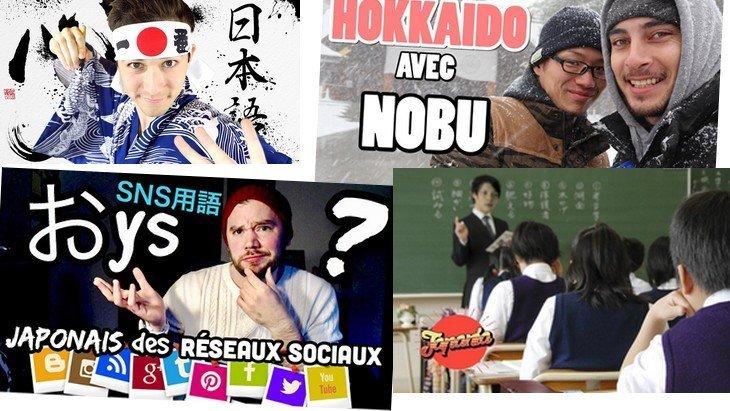 8 chaînes YouTube pour apprendre le japonais et découvrir le Japon