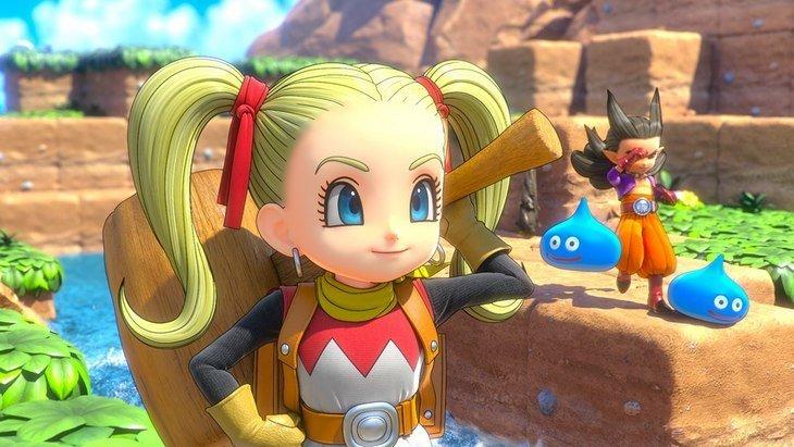 Dragon Quest Builders 2 arrivera en juillet sur PlayStation 4 avec un mode multijoueur