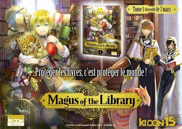 magus annonce