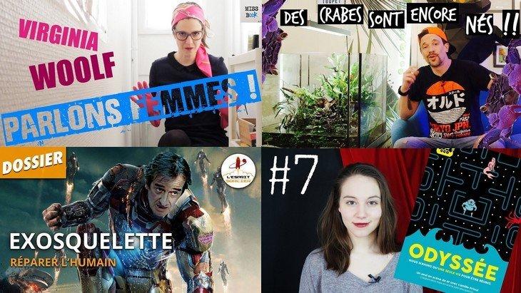 Apprendre avec YouTube #118 : Miss Book, Toopet, L'Esprit Sorcier, Val Och…
