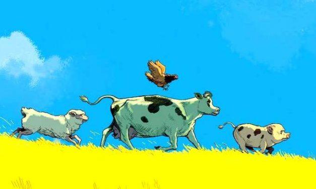 La BD du week-end #69 : L'Arche de Néo (T1), une fable moderne sur la condition animale