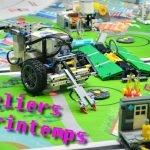 Quels ateliers de code, robotique et électronique pour les vacances de printemps ?