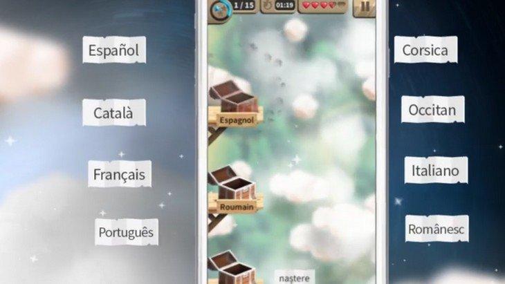 Avec le jeu Romanica, développe ton vocabulaire dans 8 langues romanes différentes !