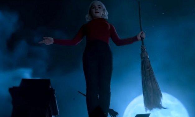 Les Nouvelles Aventures de Sabrina Partie 2 (trailer) : Sabrina voit sombre sur Netflix