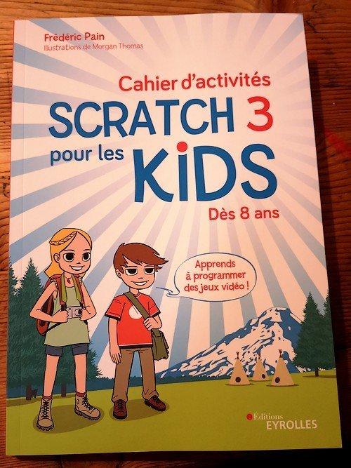 Scratch 3.0 cahier d'activités