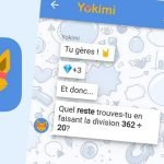 Yokimi : ta prof de maths est une intelligence artificielle !