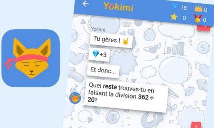 Yokimi : ta prof de maths est une intelligence artificielle !