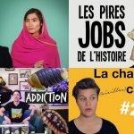 Apprendre avec YouTube #124 : Toopet, Nota Bene, Poisson Fécond, Tania Louis…