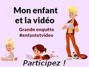 enquete enfant video pub