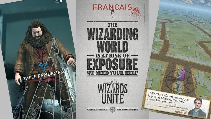 Télécharger Harry Potter Wizards Unite en version beta ? Oui, mais…