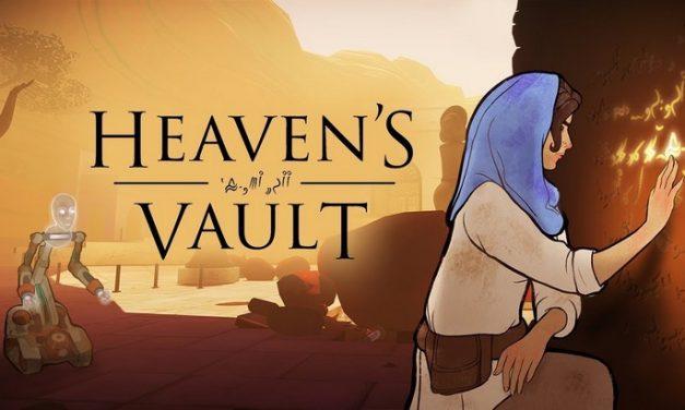 Sortie jeu vidéo : deviens un archéologue du futur dans Heaven's Vault