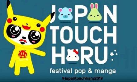 Japan Touch Haru / Geek Touch : la pop culture fait salon à Lyon les 4 et 5 mai