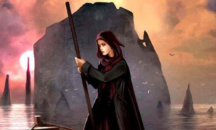 Roman fantasy : «Les Secrets de Tharanis» (T1, L'Île Sans Nom)