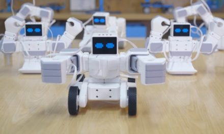 Makeblock lance les MotionBlock, de la robotique modulable et programmable