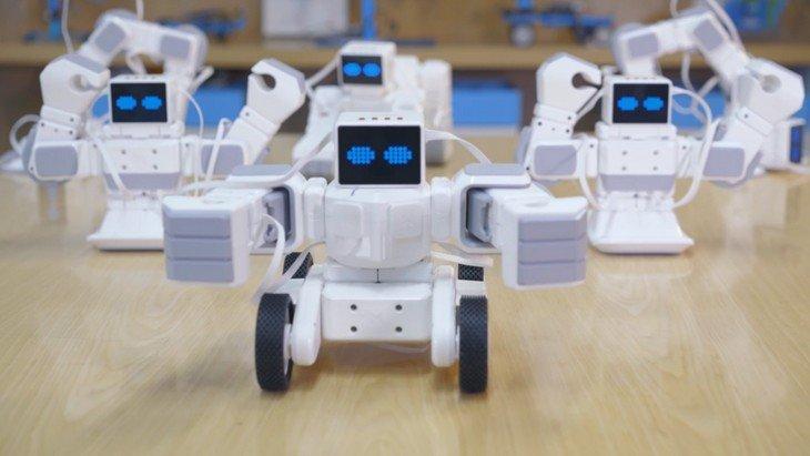 Makeblock lance les MotionBlock, de la robotique modulable et programmable